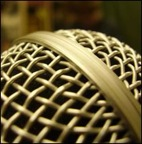Sounding Out! microphone