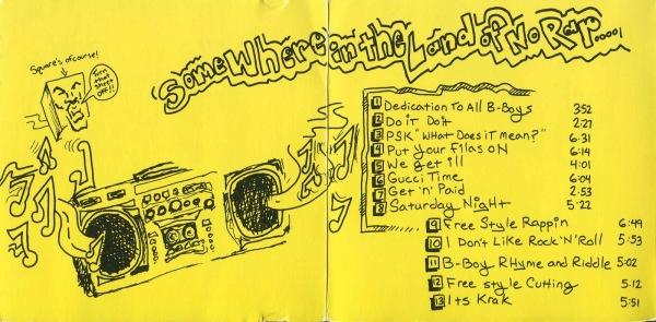 schoolly d album art