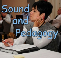 This image links to our Sound and Pedagogy Forum