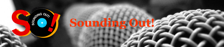 sounding out! banner