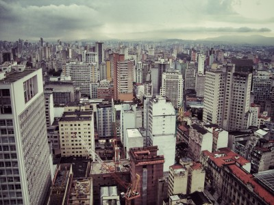 Listening to São Paulo, Brazil