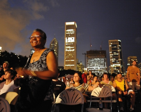 Chicago Blues Festival, 2008, Image by Flickr User Janet and Phil