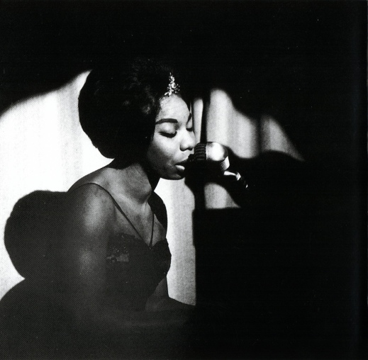 Nina Simone, Image courtesy of Flickr User GlingG