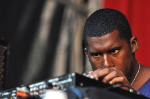 Flying Lotus - Sónar 2012 - Jueves 14/05/2012, Image by Flickr user scannerfm