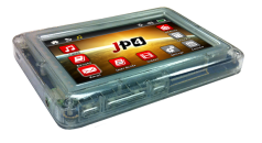 JPay's JP4, The most common Mp3 device in U.S. Prisons