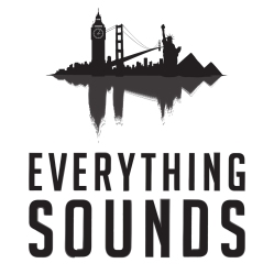 """Everything Sounds"" logo, courtesy of the authors."