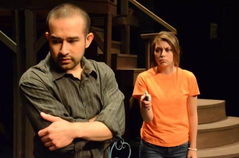 STC Theater Production of El Nogalar. Photo Credit: Miguel Salazar