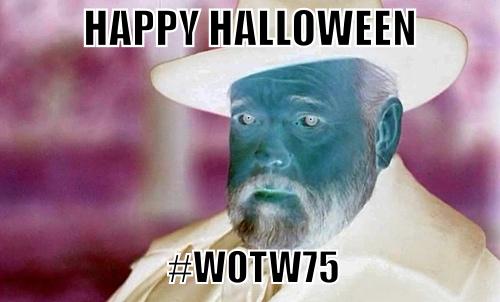 Welles Halloween