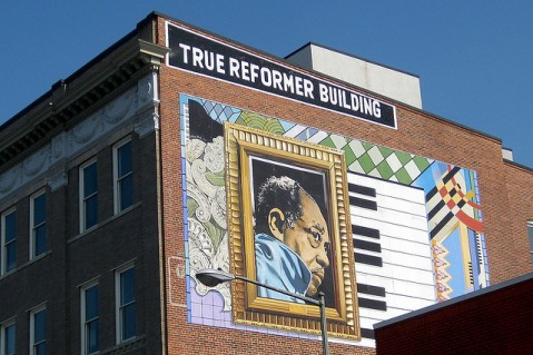 """Washington DC - Shaw - U Street Corridor: True Reformer Building"" by Flickr user Wally Gobetz, CC BY-NC-ND 2.0"