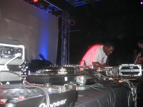 Flying Lotus at the Echoplex, Los Angeles, Image by Flickr User  sunny_J