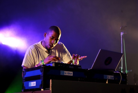 Flying Lotus at Electric Zoo, 2010, Image by Flickr User TheMusic.FM