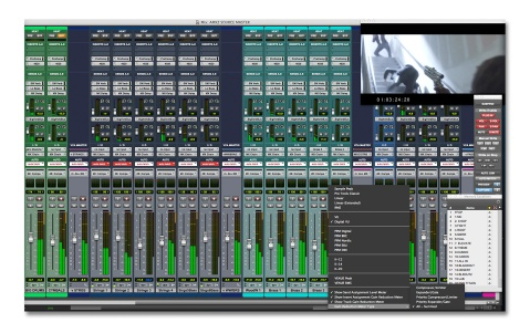 A screenshot of Avid Protools 11 software.