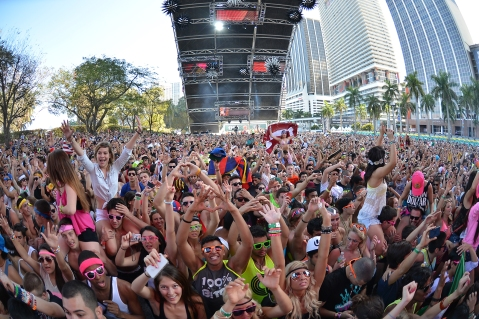 """Ultra Music Festival 2013″ by Wikimedia user Vinch, CC-BY-SA-3.0"
