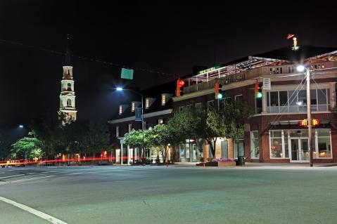 """Franklin Street, Chapel Hill"" by Wikimedia user Caroline Culler, CC BY 3.0"