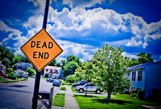 Dead End in the Burbs