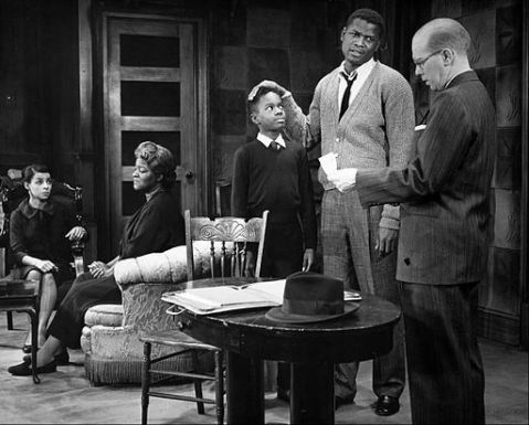 """A Raisin in the Sun 1959"" in the public domain, via Wikimedia Commons"