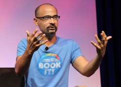 """Junot Diaz"" by Flickr user ALA The American Library Association, CC BY-NC-SA 2.0"