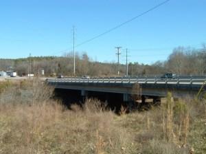 The James Taylor Bridge in his native city of Chapel Hill, North Carolina