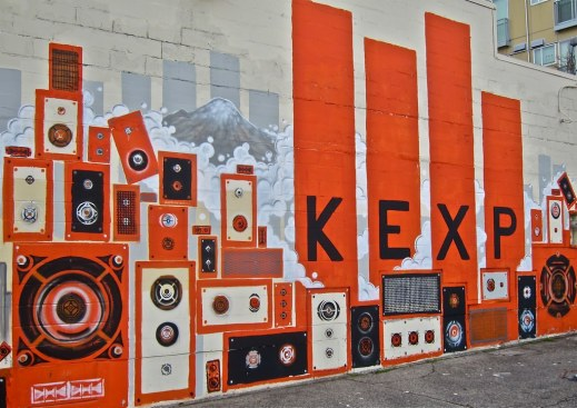 """KEXP, Seattle"" by Flickr user Curtis Cronn, CC BY-ND-ND 2.0"