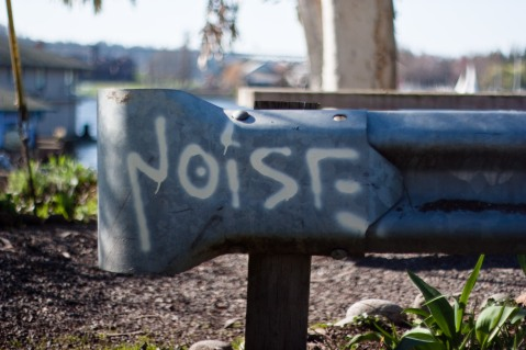 """Noise"" by Flickr user Steve Mohundro, CC BY-NC-SA 2.0"