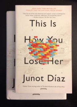 Not one but two (!) copies of This Is How You Lose Her