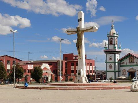 """Plaza de la Cruz"" by Flickr user Swinehart, all rights reserved"