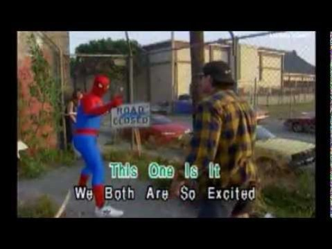 Q4 KT Karaoke Video Spiderman