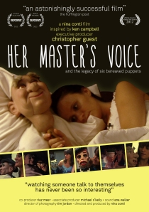 Q4 SK Her Master's Voice promo poster