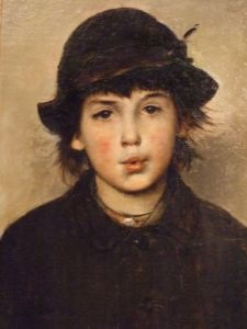 """Whistling Boy by Frank Duveneck"" by Flickr user Mary Harrsch, CC BY-NC-SA 2.0"