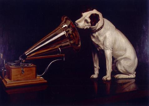 """His Master's Voice"" by Flickr user Beverly & Pack, CC BY 2.0"