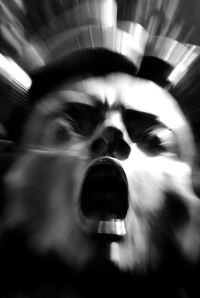 """Screaming Out My Hell"" by Flickr user L'Orso Sul Monociclo, CC BY 2.0"