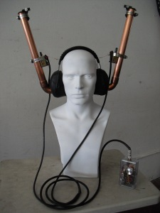 """Noisolation Headphones"" by Flickr user Machine Project, CC BY-NC-SA 2.0"