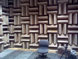 """""""Listening Room"""" by Flickr user Consumerist Dot Com, CC BY 2.0"""