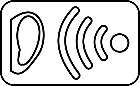 Hearing, public domain