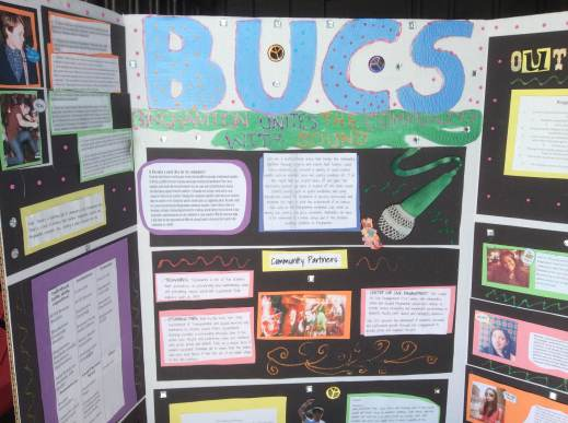 """""""Binghamton Unites Community Through Sound"""" Poster Project, Image by Author"""