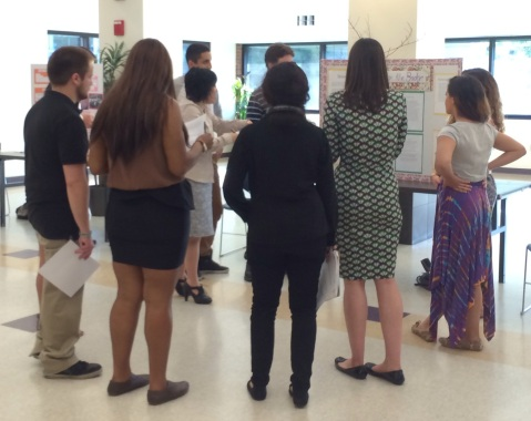 Resounding Binghamton Student Presentation, Image by Shea Brodsky