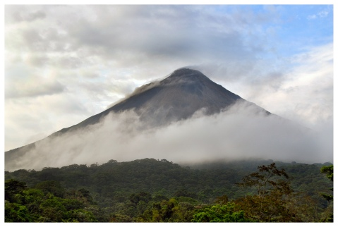 Arenal, Costa Rica, May 1, 2010. Image by Flickr user Daniel Vercelli.