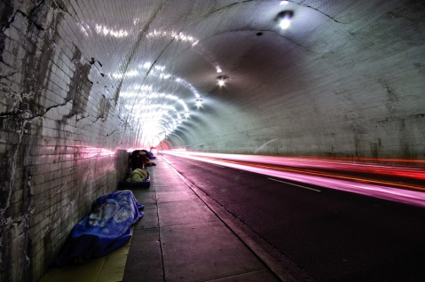 """2nd Street Tunnel, Los Angeles -- Dec 30, 2010"" by Flickr user Ray_from-LA, CC BY 2.0"