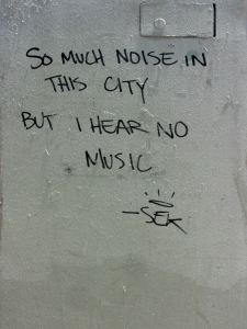 """So Much Noise"" by Flickr user Doran, CC BY-NC-ND 2.0 http://www.flickr.com/photos/dopey/9260000239"