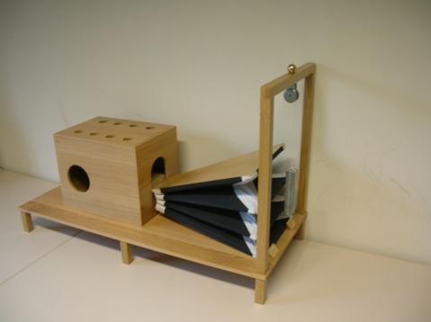 """""""Kempelen Speakingmachine"""" by Fabian Brackhane (Quintatoen), Saarbrücken - Own work. Licensed under Public Domain via Wikimedia Commons -"""