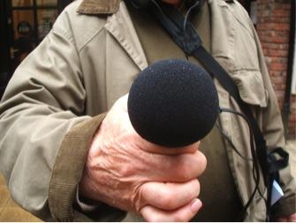 interviewing poetry readers