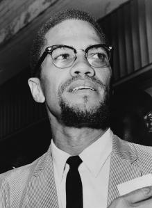Malcolm X at Queens Court. Source=Library of Congress. New York World-Telegram & Sun Collection. http://hdl.loc.gov/loc.pnp/cph.3c11166 Author=Herman Hiller, World Telegram staff photographer