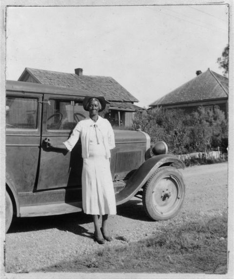 Patsy Moses, age 74, ca. 1937, courtesy of the Library of Congress