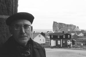 Father Jean Racine, Percé, Québec, 1974