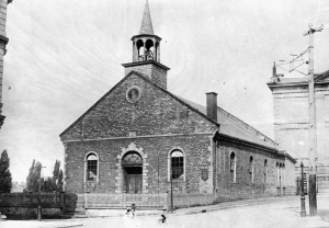 Canada's First Protestant Church Bell
