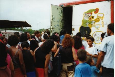 Ice Cream Vendor in Cuba, 2008, Courtesy of Flickr User berg_chabot