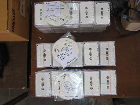 Tape Order