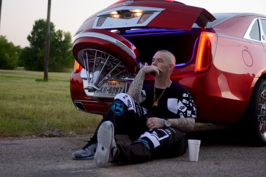 Paul Wall White Cup Pic