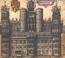 John Speed, Nonesuch Palace, 1610
