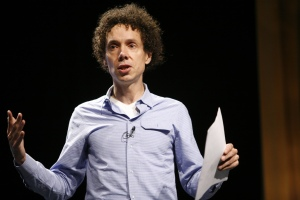 """Pop!Tech 2008 - Malcolm Gladwell"" by Flickr user Pop!Tech, CC BY 2.0"